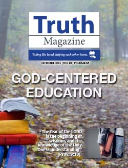 2021 10 Oct Truth Magazine Cover 250 Pixels
